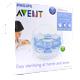 AVENT Microwave 4 Bottle Steam Steriliser