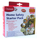 Clippasafe UK Home Safety Starter Pack- 24 PIECE